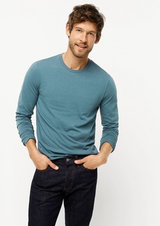 J.Crew Essential crewneck long-sleeve T-shirt