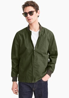 J.Crew Everyday bomber jacket