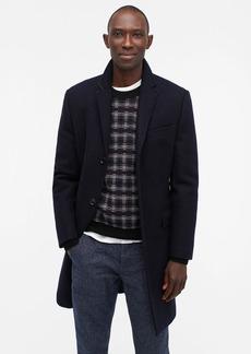 J.Crew Everyday topcoat with eco-friendly PrimaLoft®