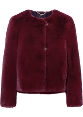 Jcrew faux fur jacket abvaa592bff a