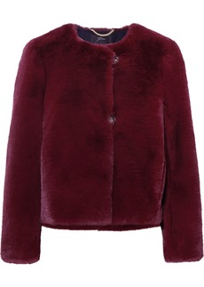 J.Crew Faux Fur Jacket