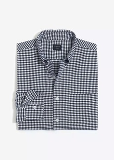 Flex oxford shirt in gingham