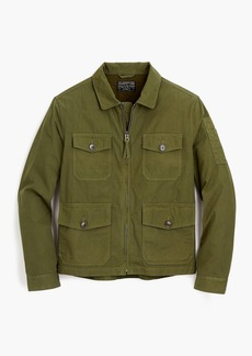 J.Crew Four-pocket utility jacket