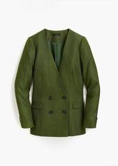Jcrew french girl blazer in linen abv3a4938e6 a