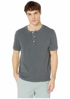 J.Crew Garment Dye Short Sleeve Henley