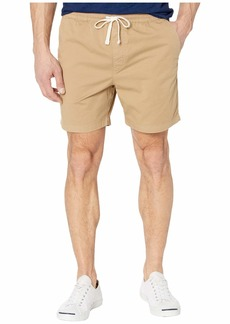 J.Crew Garment-Dyed Stretch Dock Shorts
