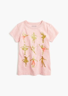 J.Crew Girls' ballerinas T-shirt