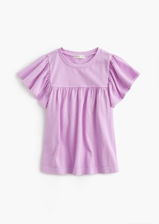 J.Crew Girls' bell-sleeved T-shirt