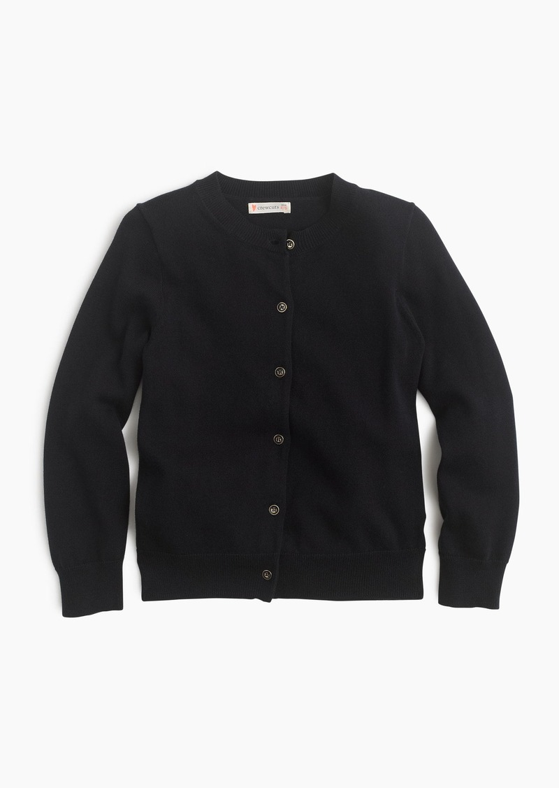 J.Crew Girls' Caroline cardigan sweater