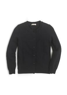 J.Crew Girls' classic Caroline cardigan sweater