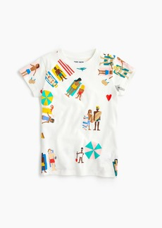 J.Crew Girls' crewcuts x Isabel Bacon T-shirt