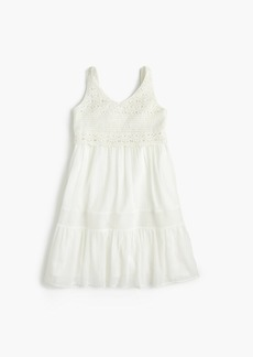 J.Crew Girls' crochet dress