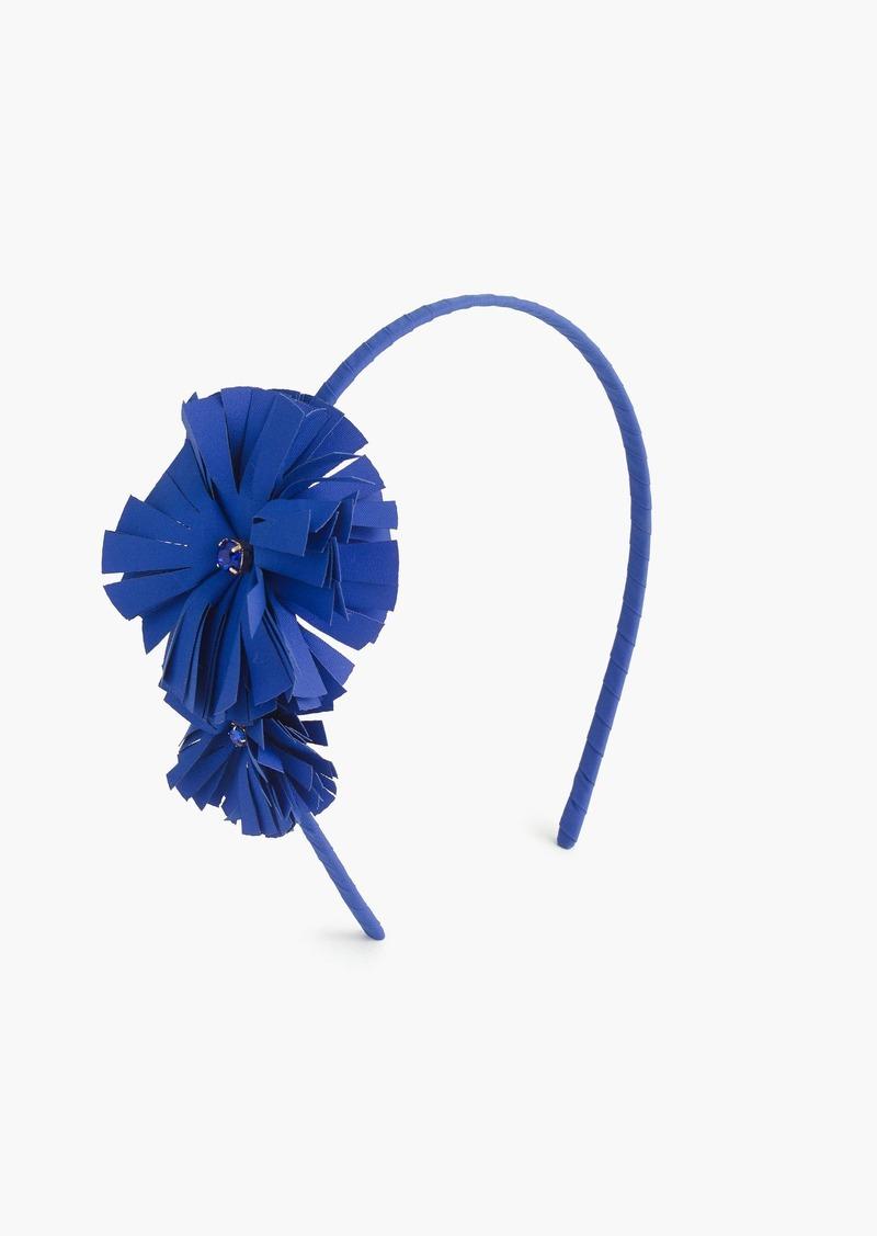 Jew Girls Double Flower Headband Misc Accessories