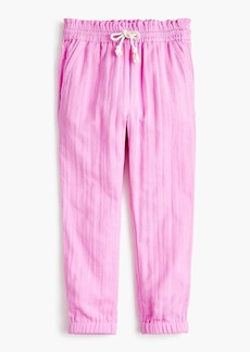 J.Crew Girls' drawstring pant