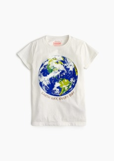 "J.Crew Girls' ""Earth Day"" T-shirt"