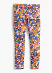 J.Crew Girls' everyday legging in blurred floral print