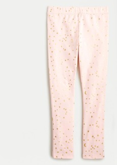 J.Crew Girls' everyday leggings in stars and moons