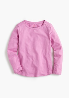 J.Crew Girls' everyday long-sleeve T-shirt
