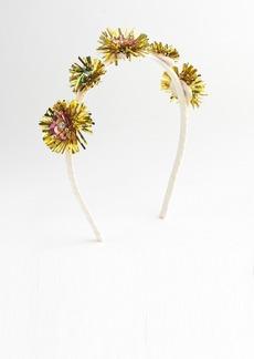 J.Crew Girls' firework flower headband