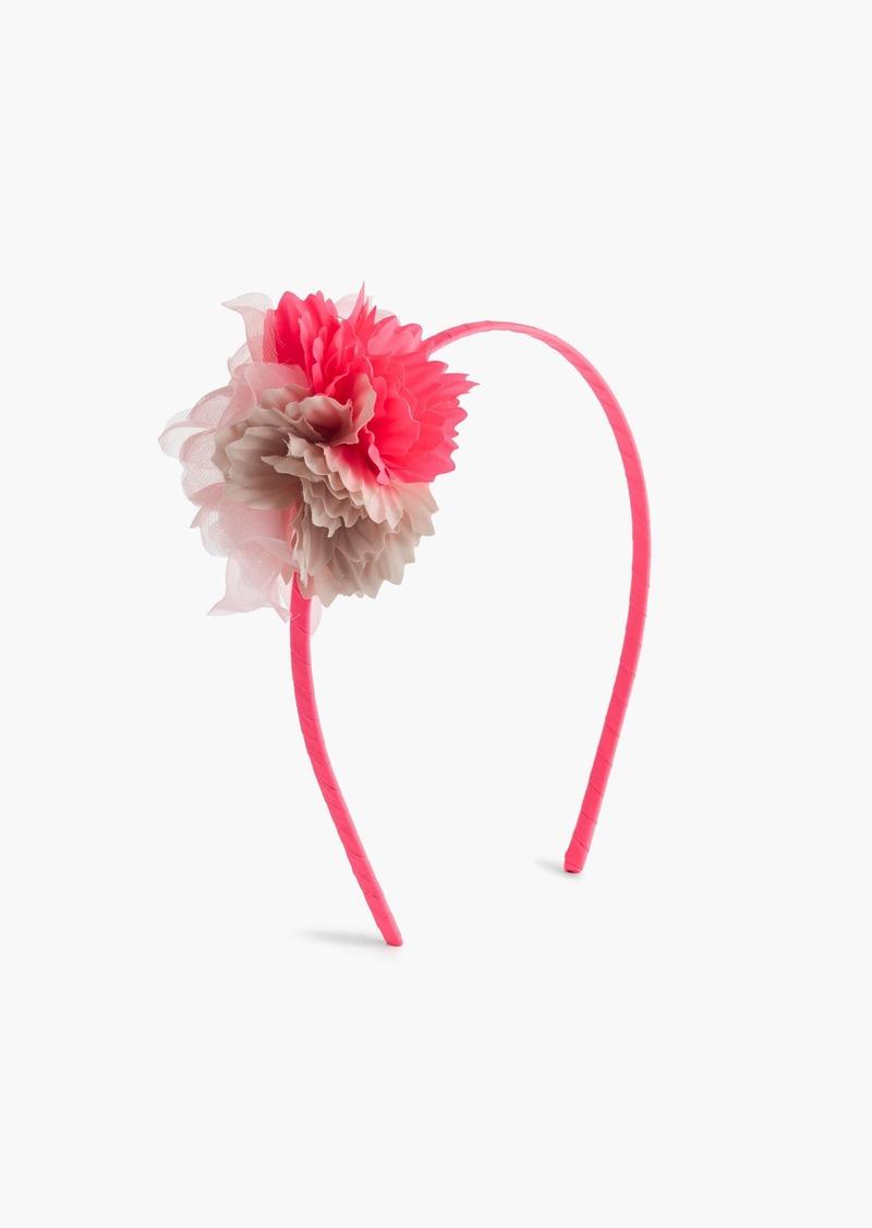 On Sale Today Jew Girls Flower Fringe Headband