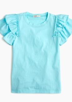 e9c231fc J.Crew Girls' Eiffel Tower T-shirt | Tshirts