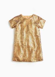 J.Crew Girls' sequin dress