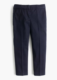 J.Crew Girls' slim chino pant