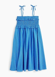 J.Crew Girls' smocked-bodice dress