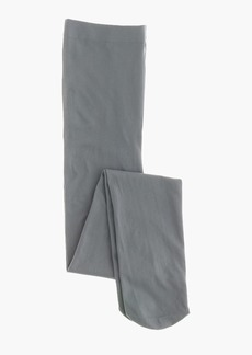 J.Crew Girls' solid tights