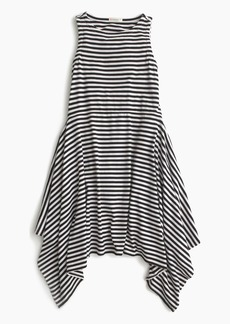 J.Crew Girls' striped handkerchief dress