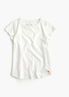 J.Crew Girls' supersoft T-shirt