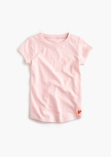 J.Crew Girls' supersoft T-shirt