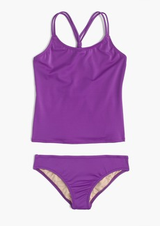 J.Crew Girls' tankini set