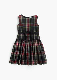 J.Crew Girls' tartan dress