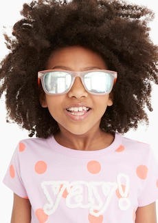 "J.Crew Girls ""yay!"" T-shirt"