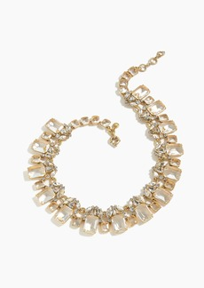 J.Crew Glass bead necklace