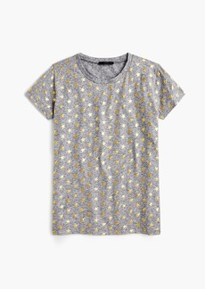 J.Crew Golden stars T-shirt