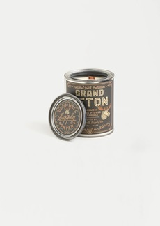 J.Crew Good & Well Supply Co. national parks candle in Grand Teton