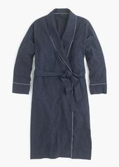 J.Crew Heathered flannel robe