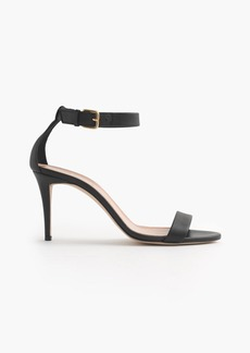 J.Crew High-heel ankle-strap sandals