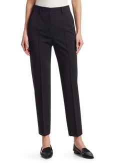 J.Crew High-Waist Cropped Boyfriend Pants