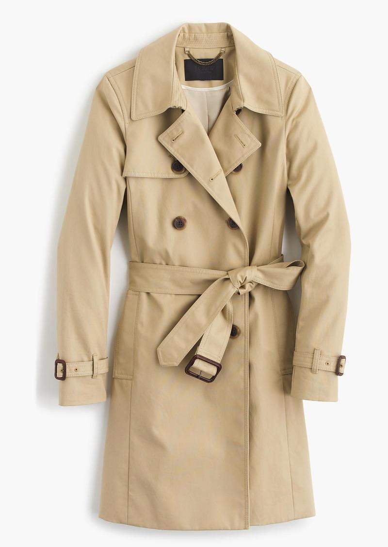 J.Crew Icon trench coat