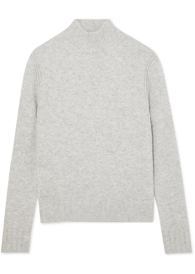 8e03df6d0 J.Crew Isabel Knitted Turtleneck Sweater