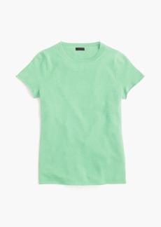 J.Crew Italian cashmere short-sleeve T-shirt