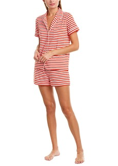 J.Crew 2Pc Pajama Short Set