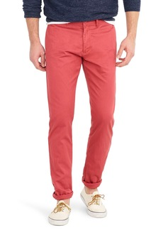 J.Crew 484 Slim Fit Stretch Chino Pants