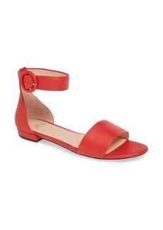 J.Crew Ankle Strap Flat Sandal (Women)