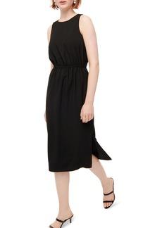 J.Crew Button-Back Dress