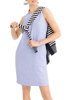 J.Crew Button Back Shift Dress