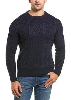 J.Crew Cable Crewneck Sweater
